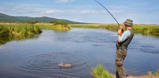 spin fishing vs fly fishing