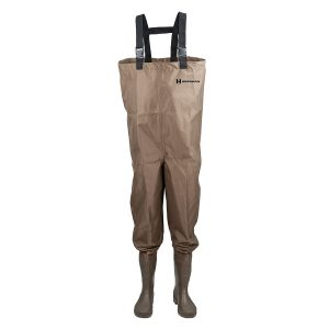 Hodgman Mackenzie Nylon and PVC Cleated Bootfoot Chest Fishing Waders