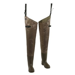 Allen Black River Bootfoot Hip Waders - Best Fishing Waders