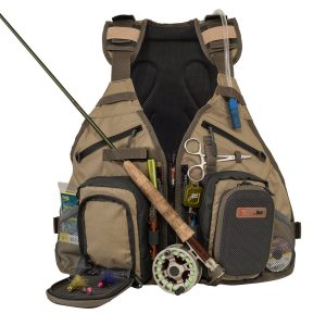 Anglatech Fly Fishing Backpack & Vest Combo