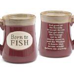 Born to Fish Mug