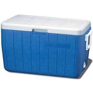 Coleman 48-Quart Cooler - best fishing coolers
