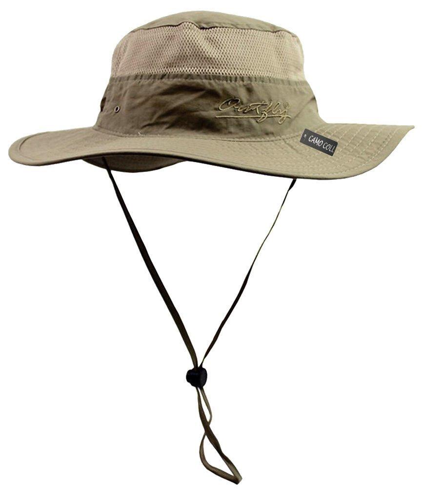 Ddyoutdoor 07-281 Outdoor Sun Protection Fishing Cap