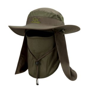 3. Outdoor Sun Protection Fishing Hat