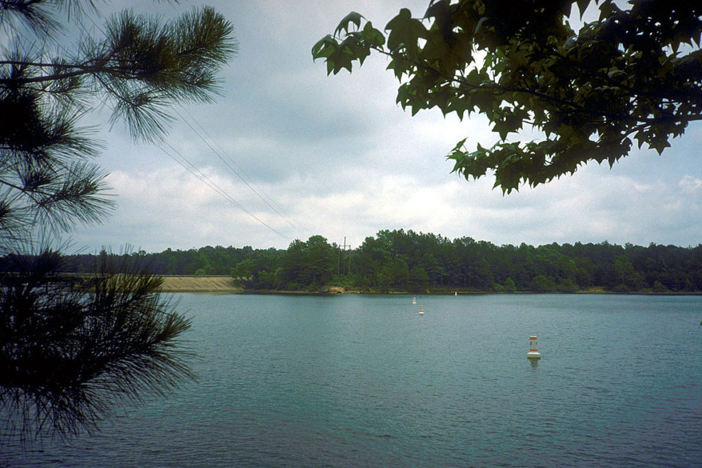 Lake of the Pines Texas