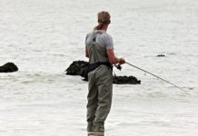 sea ocean fishing