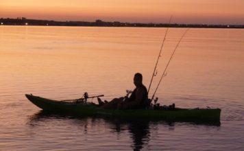 kayak fishing - fishing kayaks